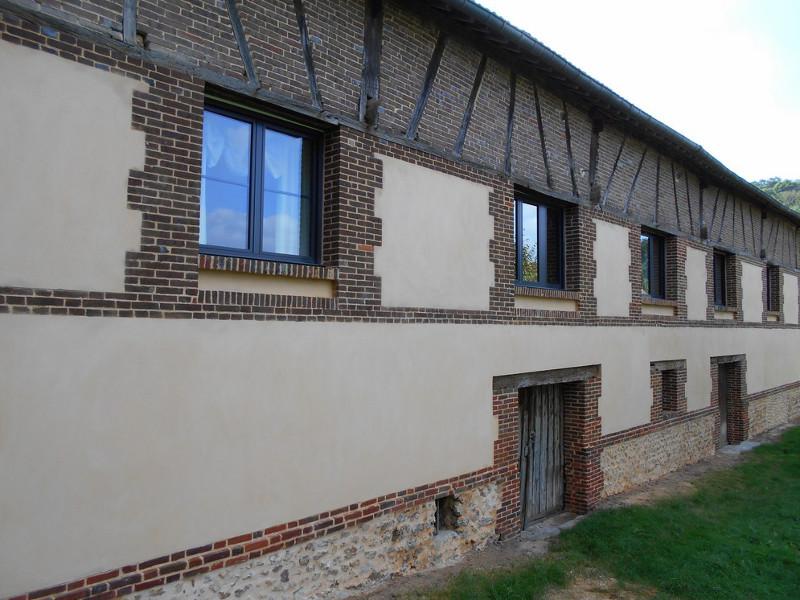 Après travaux façade nord-ouest, GLisolles