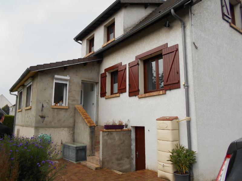 Avant travaux isolation Milly sur Thérain, Oise